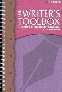BJU Press The Writers Toolbox