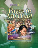 BJU Press Reading 5 Pages in My Head, 2nd ed. Student Text