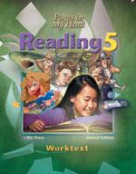 BJU Press Reading 5, 2nd ed. Student Worktext