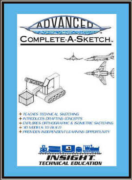Complete-A-Sketch™ Advanced™ CD