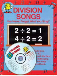 Division Songs CD (Audio Memory)