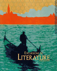 BJU Press Excursions in Literature Student Text (3ed)