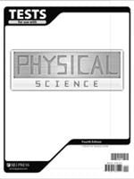 BJU Press Physical Science Test (4ed)