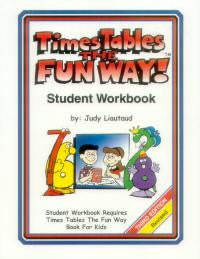 Times Tables The Fun Way! - Student Workbook