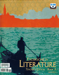 BJU Press Excursions in Literature Teachers Edition (3ed)