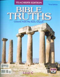 BJU Press Bible Truths Level C Teachers Edition, 3rd ed.
