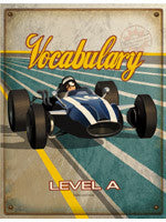 BJU Press Vocabulary Level A (7th Grade) Student Worktext (3ed)