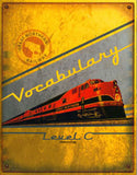 BJU Press Vocabulary Level C (9th Grade) Student Worktext (3ed)