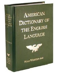 Webster's American Dictionary of the English Language, 1828 Edition.