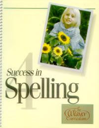 Weaver Success In Spelling Level 4 (Grade 5)