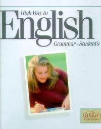 Weaver Highway To English Grammar - Student Text