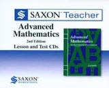 Saxon Teacher for Advanced Math, Second Edition on CD-ROM