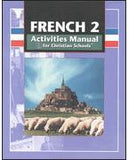 BJU Press French 2 Student Activities Manual