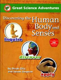 Great Science Adventures: Discovering the Human Body and Senses