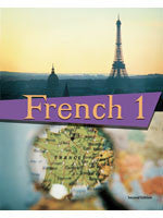BJU Press French 1 Student Text 2ed