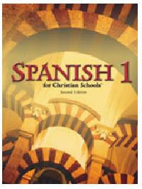 BJU Press Spanish 1 Student Text