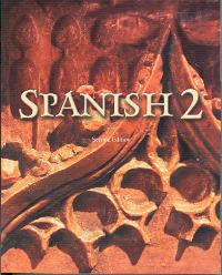 BJU Press Spanish 2 Student Text, 2nd Edition