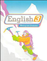 BJU Press English 3 Student Worktext (2ed)