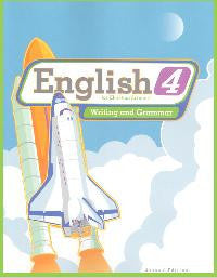 BJU Press English 4 Student Worktext (2ed)