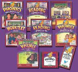 BJU Press Beginnings K5 Home School Kit