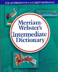 Merriam-Webster Intermediate Dictionary