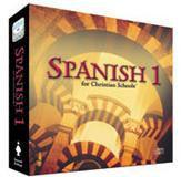 BJU Press Spanish 1 Audio CD's