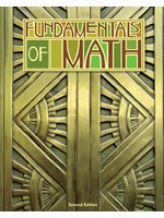 BJU Press Fundamentals of Math Student Text 2ed