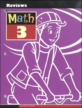 BJU Press Math 3 Reviews (3rd ed.)