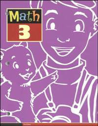 BJU Press Math 3 Student Worktext (3rd ed.)
