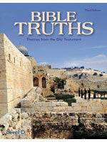 BJU Press Bible Truths Level D Student Worktext, 3rd ed.