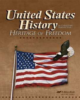 Abeka United States History: Heritage of Freedom Text