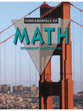 BJU Press Fundamentals of Math Teacher's Activities Manual 2ed