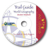Trail Guide to World Geography Student Notebook CD-ROM