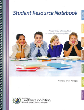 Student Resource Notebook (IEW)