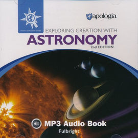Exploring Creation with Astronomy MP3 Audio CD, 2nd Edition
