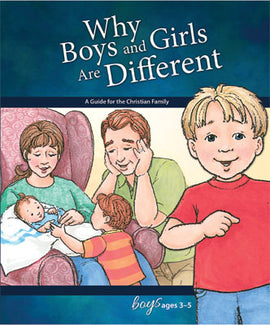 Why Boys and Girls are Different - Boy's Edition - Learning About Sex Series
