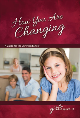 How You Are Changing - Girl's Edition - Learning About Sex Series