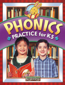 BJU Press Beginnings Phonics Practice K5