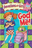 God and Me, Devotions For Girls ages 10-12 - Volume 1
