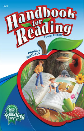 Abeka Handbook for Reading Phonics Textbook, 4th Edition