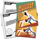 BJU Press Writing & Grammar 7 Home School Kit, 3rd Edition
