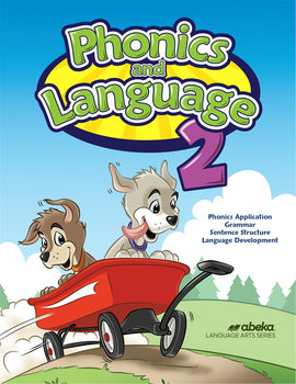 Abeka Phonics and Language 2