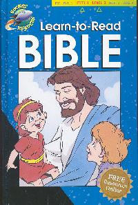 Learn to Read Bible, Level 1 and 2