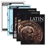 BJU Press Latin 1 Home School Kit, 2nd Edition