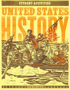 BJU Press United States History Student Activities Manual, 4th Edition