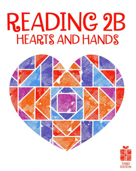 BJU Press Reading 2B Student Reader/Text, 3rd Edition