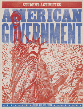 BJU Press American Government Student Activities Manual, 3rd Edition