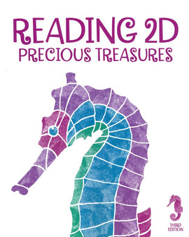 BJU Press Reading 2D Student Reader/Text, 3rd Edition