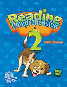 Abeka Reading Comprehension 2 Skill Sheets