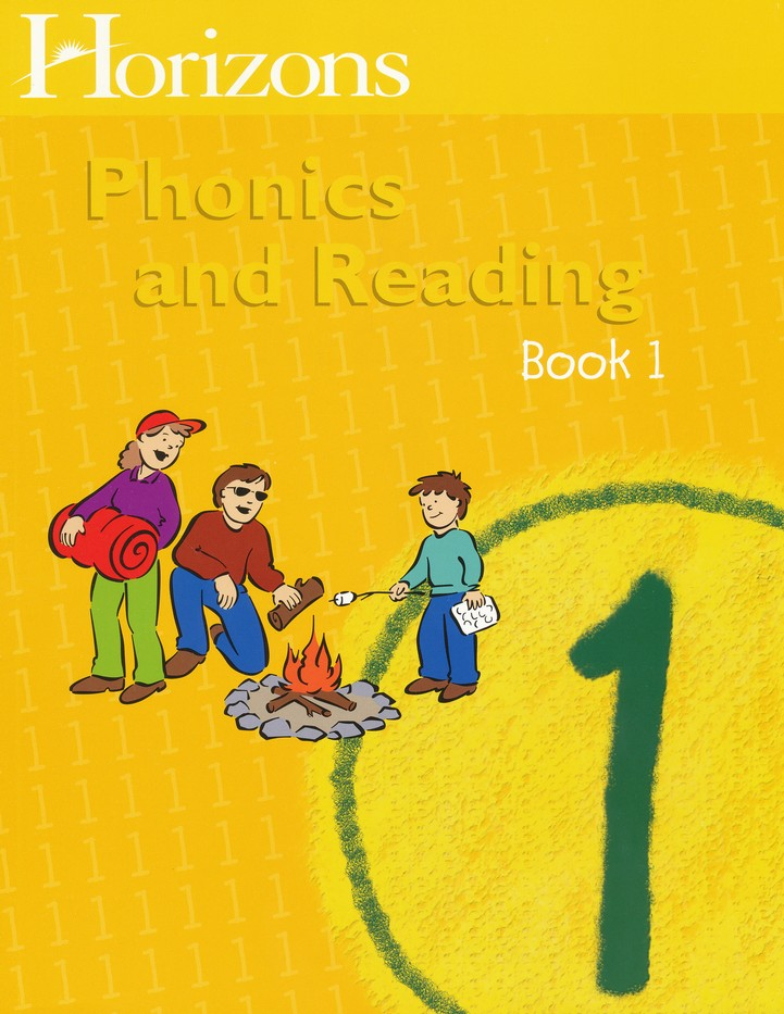 Horizons Phonics and Reading Level 1 Student Workbook 1